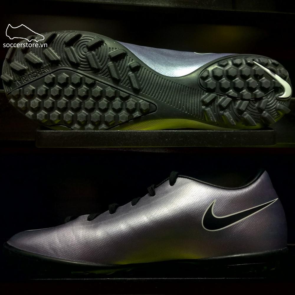 best service be7e4 9bb9e Nike Mercurial Victory V TF Urban Lilac- Black- Bright ...651646-580