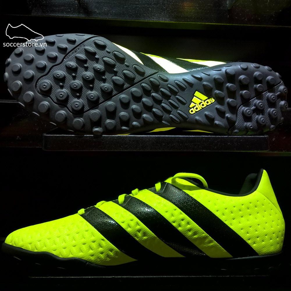 uk availability f90f9 7cc2d Adidas ACE 16.4 TF- Solar Yellow/ Core Black/ Silver ...