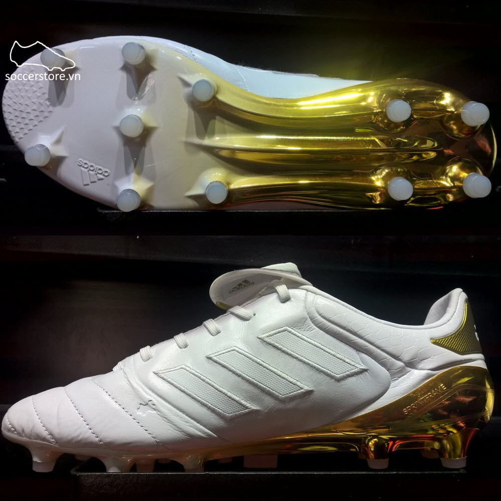 new product 1a7f8 02eef Adidas Copa 17.1 FG Crowning Glory- White Gold Metallic BY25