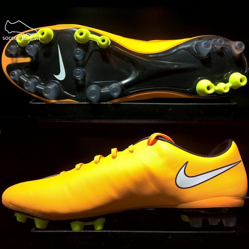 adbedfc68c Nike Mercurial Veloce II AG – Laser Orange White Black - Giày bóng đá chính  hãng Nike Adidas