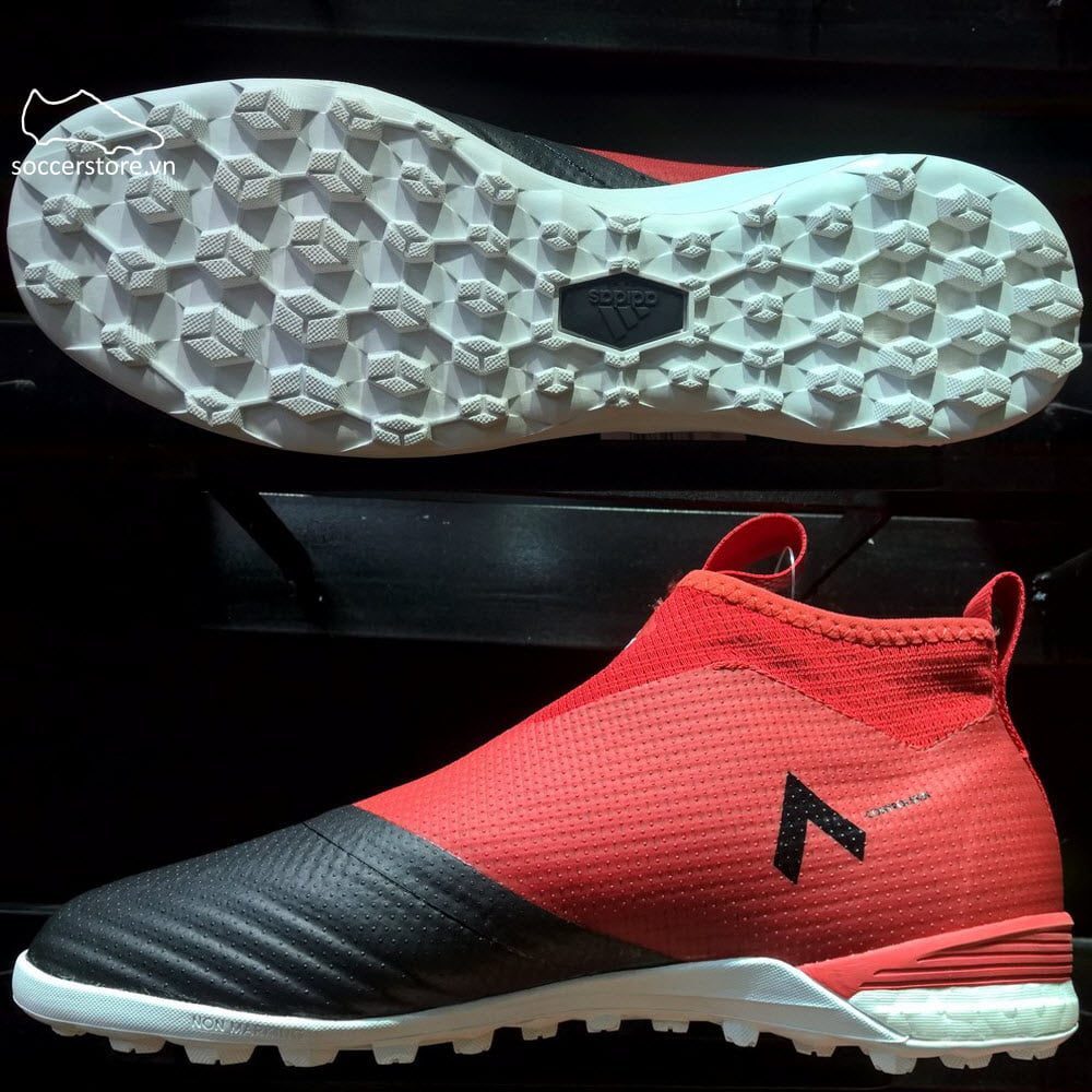 418ab5695d84 Adidas Ace Tango 17+ Purecontrol TF- Red  White  Core Black S82078