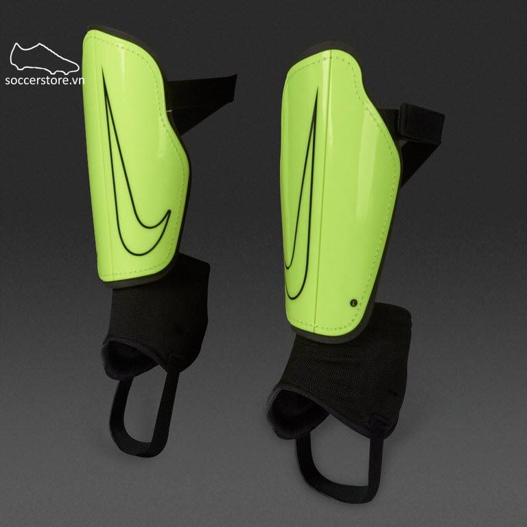 Lót ống đồng Nike Charge 2.0- Volt/ Black SP2093-704