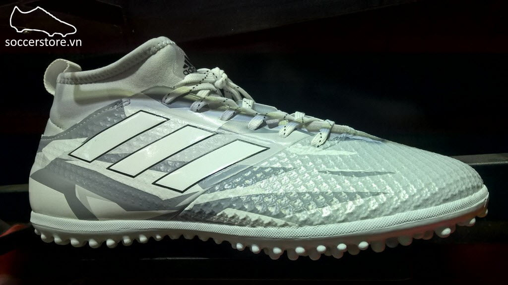 Adidas Ace 17.3 Primemesh TF- Clear Grey/ White/ Core Black BB5971