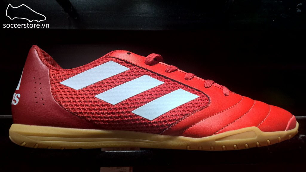 Giày futsal Adidas Ace 17.4 Sala IC- Red/ White/ Scarlet S82223