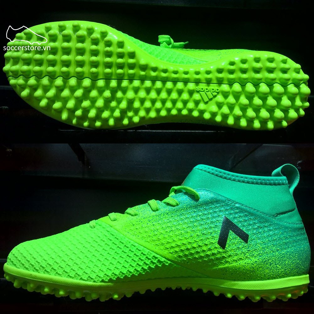 Adidas Ace 17.3 Primemesh TF- Solar Green/ Core Black/ Core Green BB5972