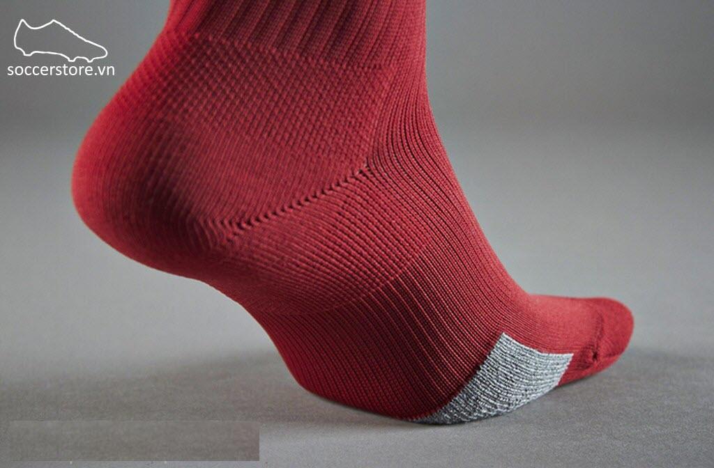 Nike Park IV Unisex socks- Team Red/ White 507815-677