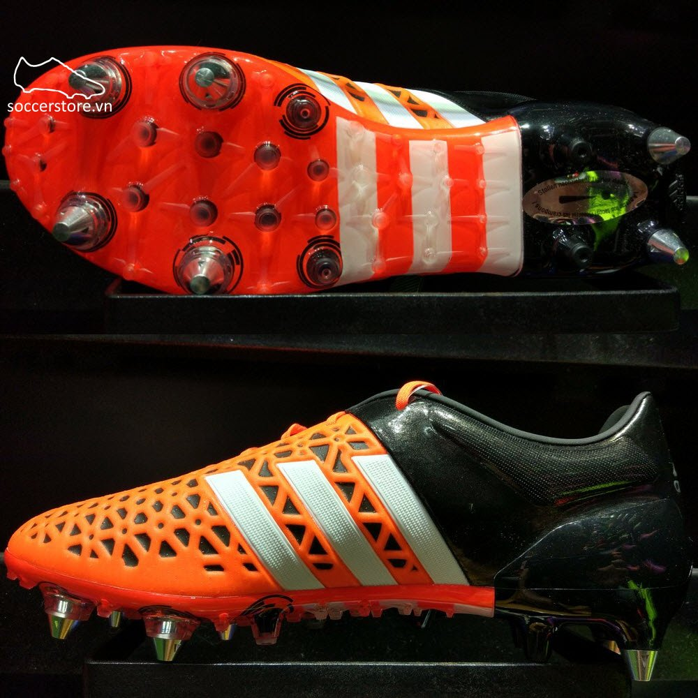 Adidas Ace 15.1 SG- Solar Orange/ White/ Core Black S83229
