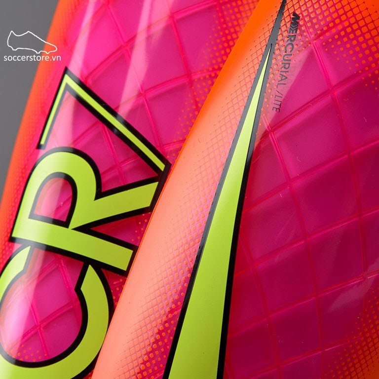 Nike CR7 Mercurial Lite- Pink Blast/ Total Crimson/ Volt SP0291-603