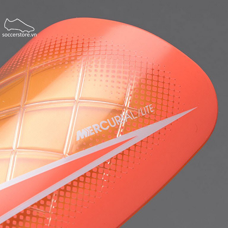 Nike Mercurial Lite Shinpad- Laser Orange/ Bright Mango SP0284-845