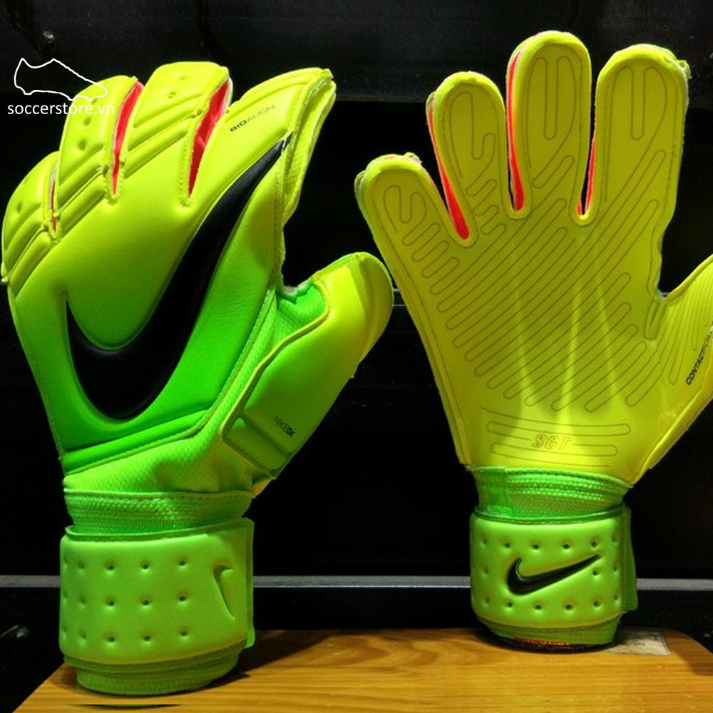 Nike Premier SGT- Electric Green/ Volt/ Black GS0326-336