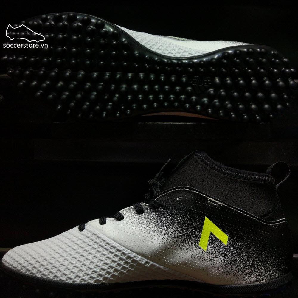 Adidas Ace 17.3 Primemesh TF- White/ Solar Yellow/ Core Black S77082