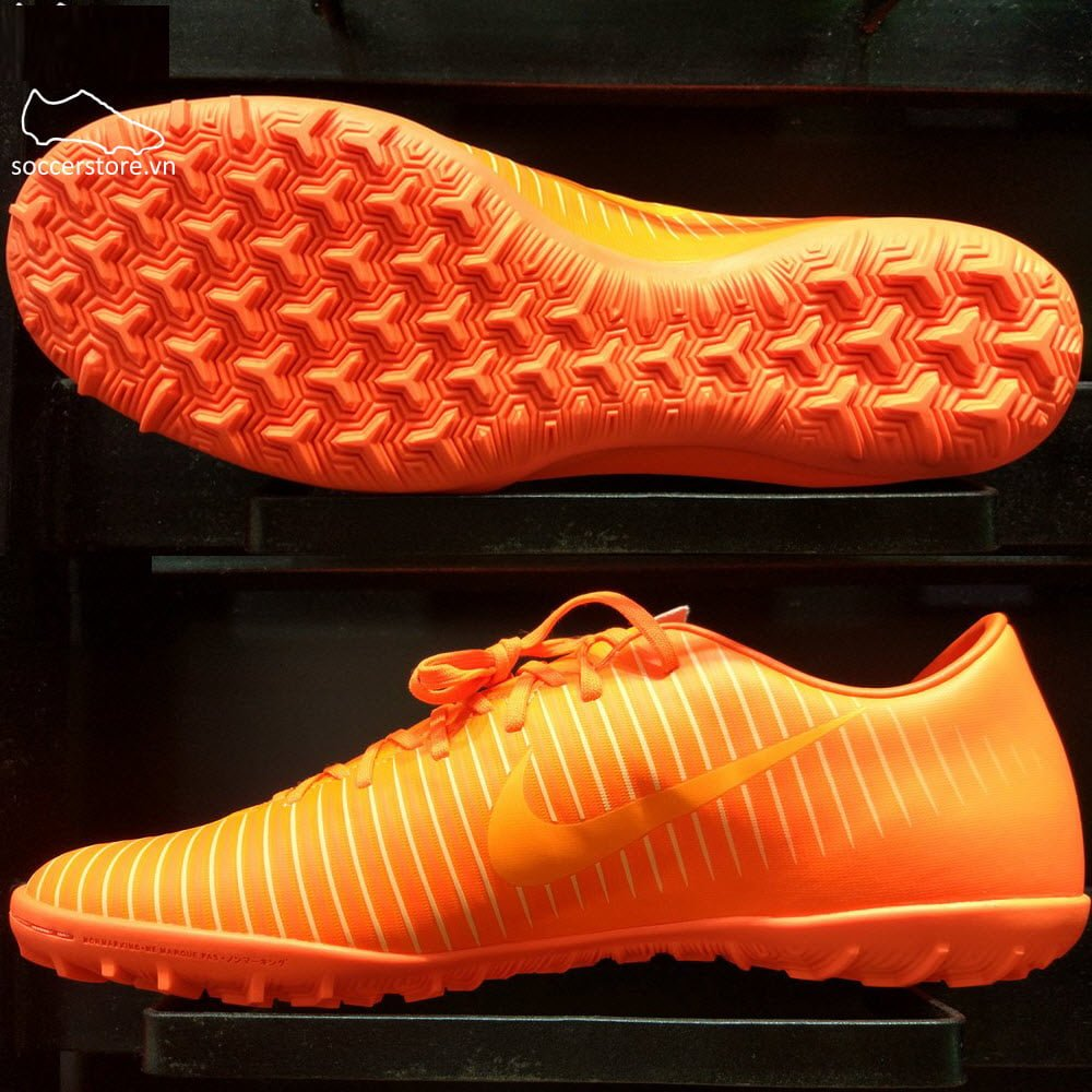 Nịke Mercurial Victory VI TF- Total Orange/ Bright Citrus/ Hyper Crimson 831968-888