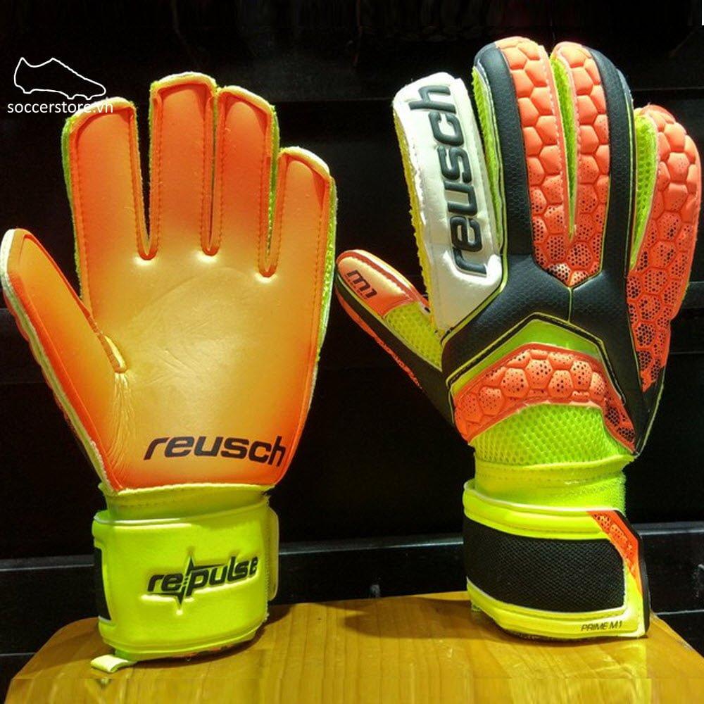 Reusch Repulse Prime M1- Black/ Shocking Orange 3670109-767