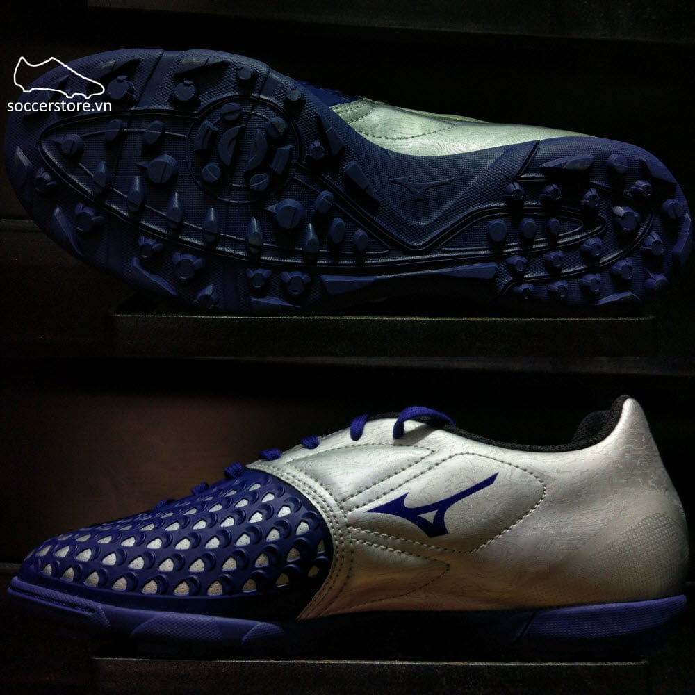 Mizuno Ignitus 4 AS (TF)- Navy/ Silver P1GD173203