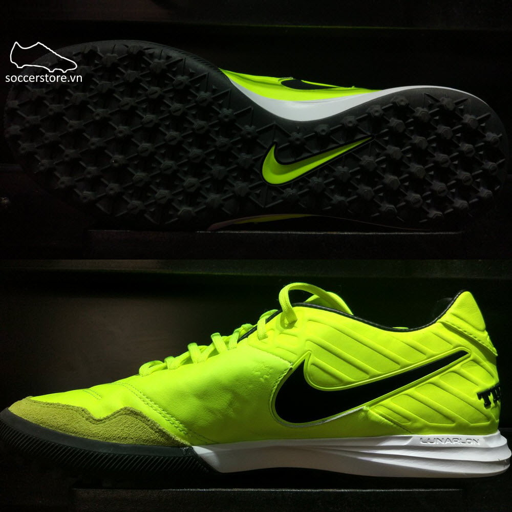 Nike TiempoX Proximo TF - Volt/Black 843962-707