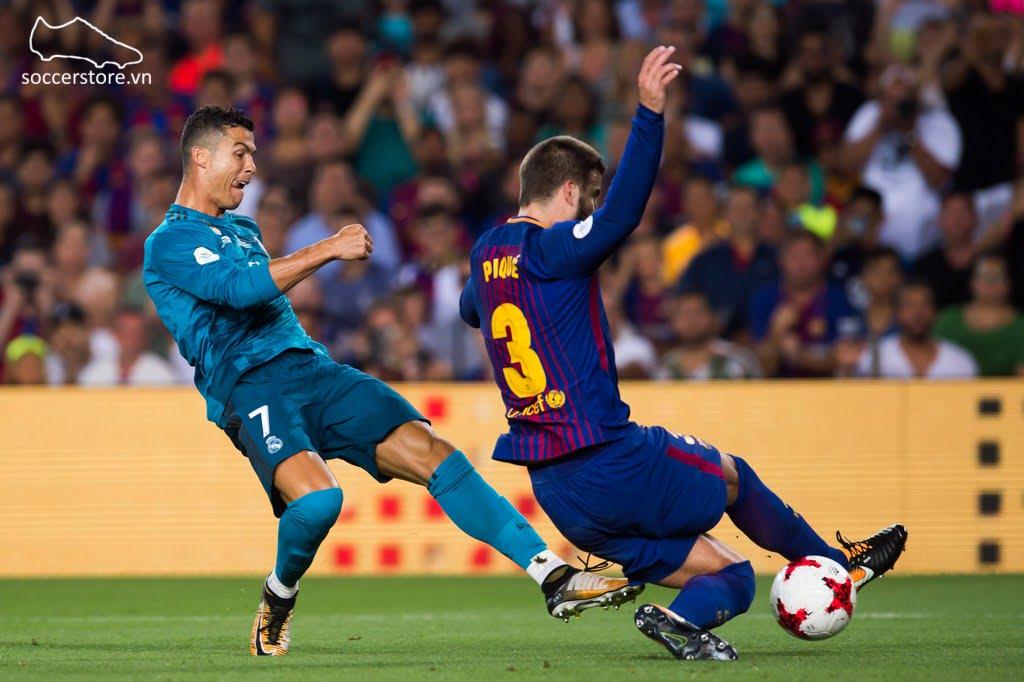 Ronaldo đi phiên bản cao cổ Nike Mercurial Superfly