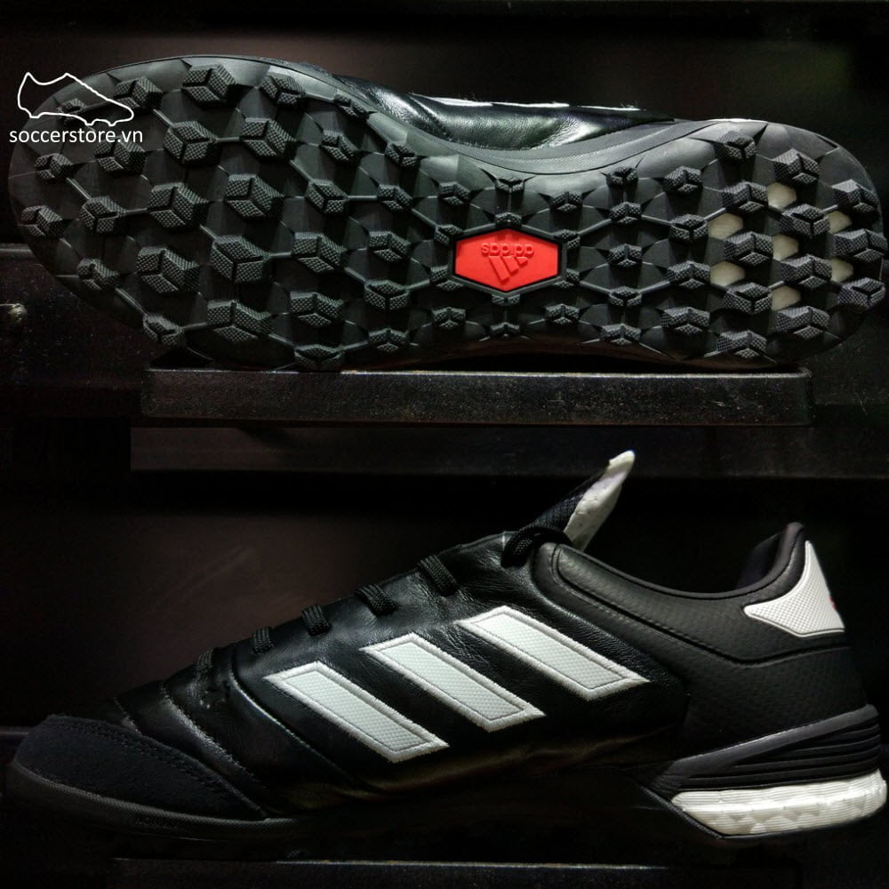 Adidas Copa Tango 17.1 TF- Core Black/ Footwear White/ Core Black BB2683
