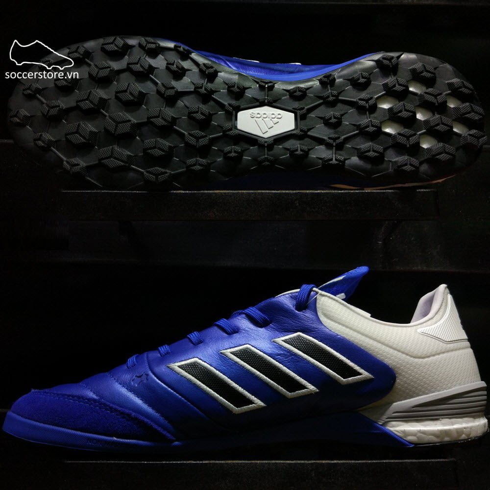 Adidas Tango Copa 17.1 TF- Blue/ Core Black/ Footwear White BB2684