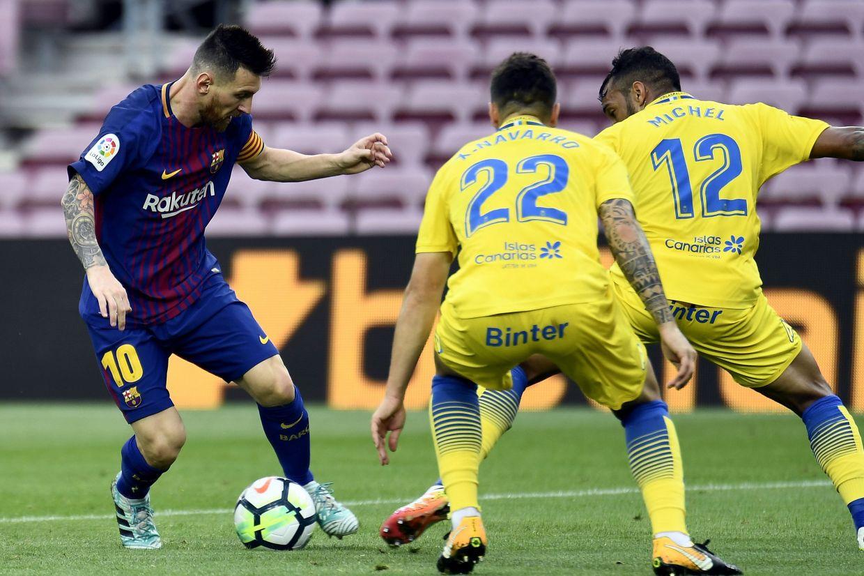 Siêu sao Messi sử dụng một đôi giày Adidas Nemeziz Messi