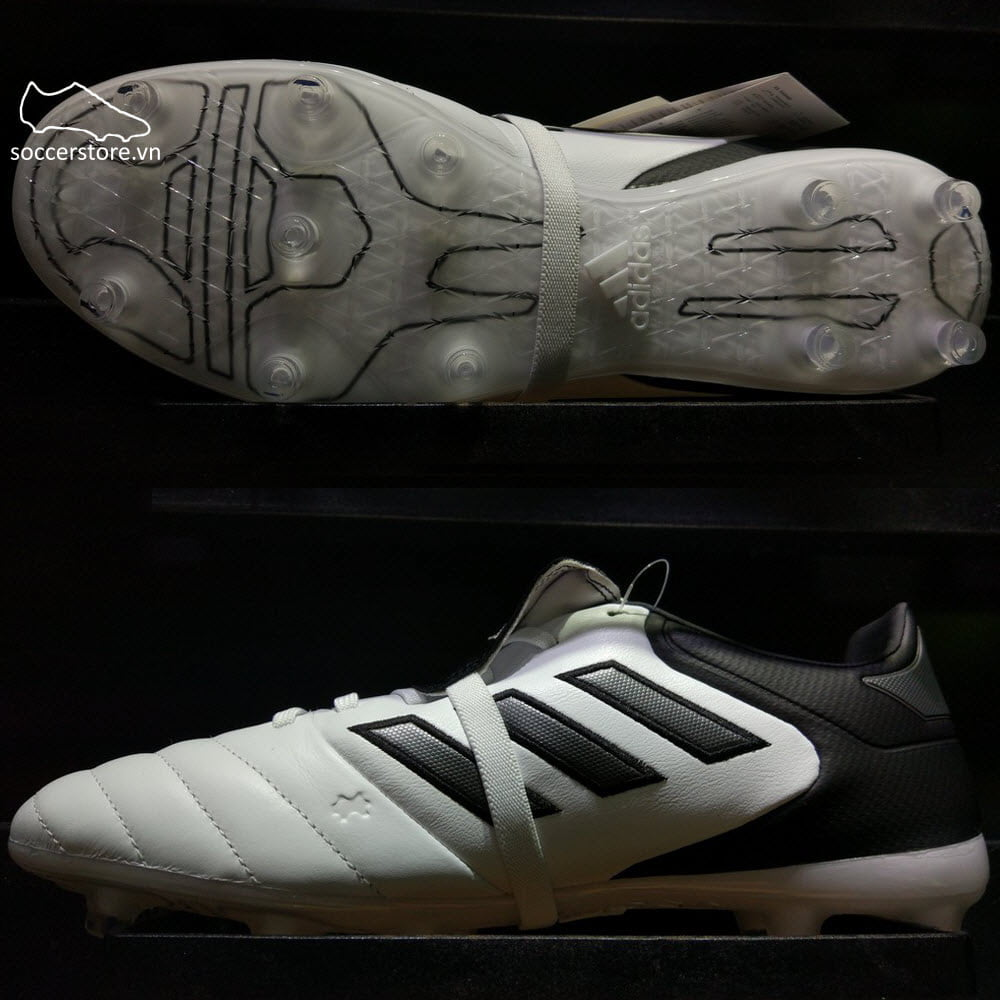 Adidas Copa Gloro 17 FG- White/ Night Metallic/ Core Black BZ0574