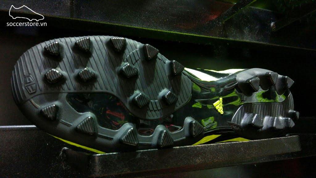 Adidas Ace 16.4 AG- Solar Yellow/ Core Black/ Silver Metallic BB3781