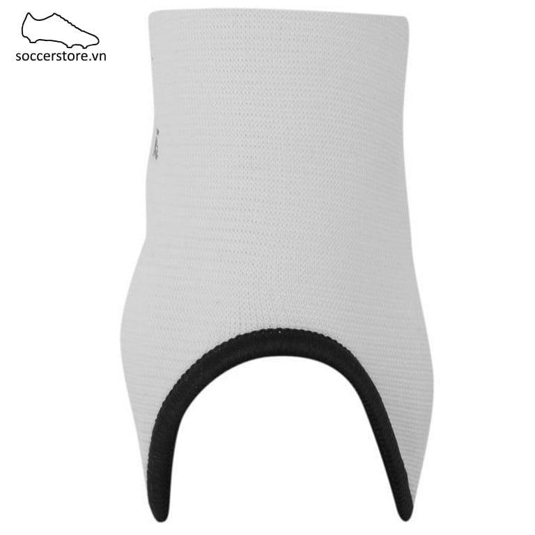 Bó cổ chân Sondico Ankle Guards Mens- White/ Black SON811099-01