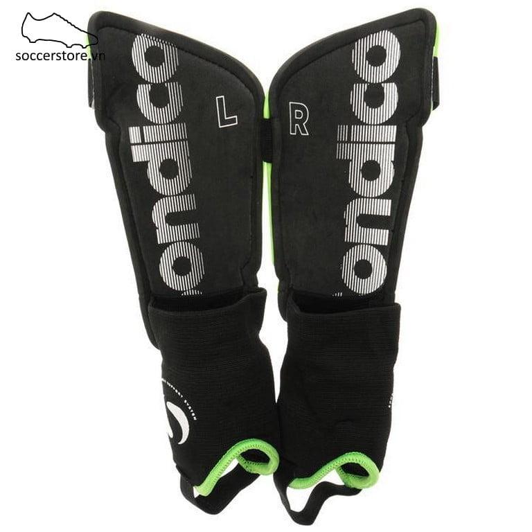Lót ống đồng Sondico Flair Ankle Shinguards- Green/ Black SON812017-02
