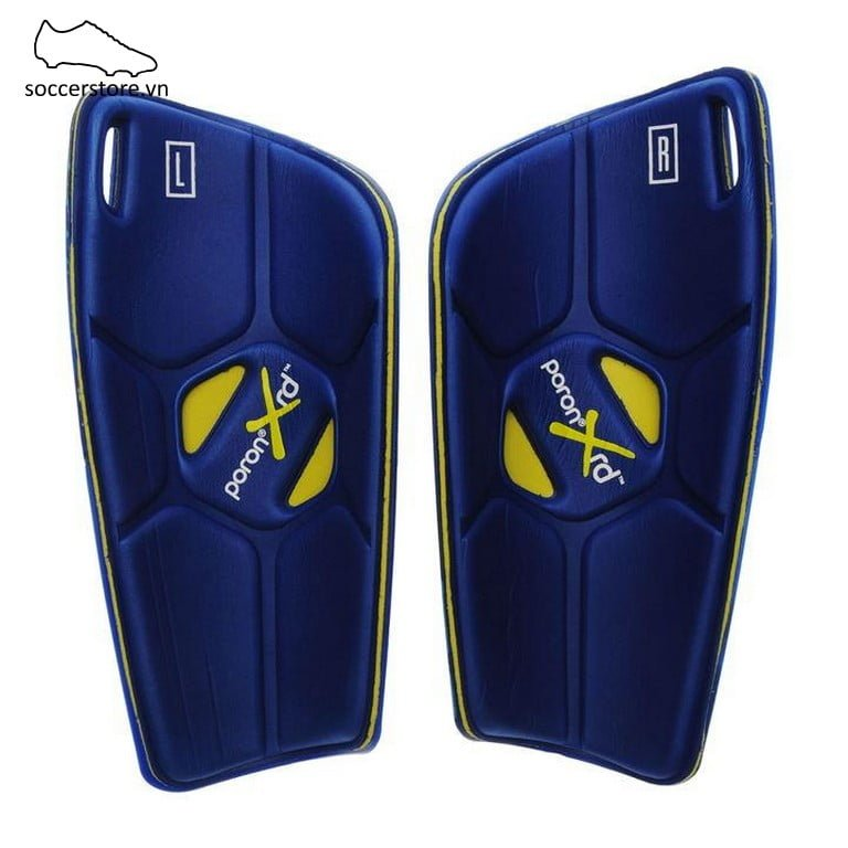 Lót ống đồng Sondico Aerolite XRD Shinguards- Blue/ Yellow SON812020-01