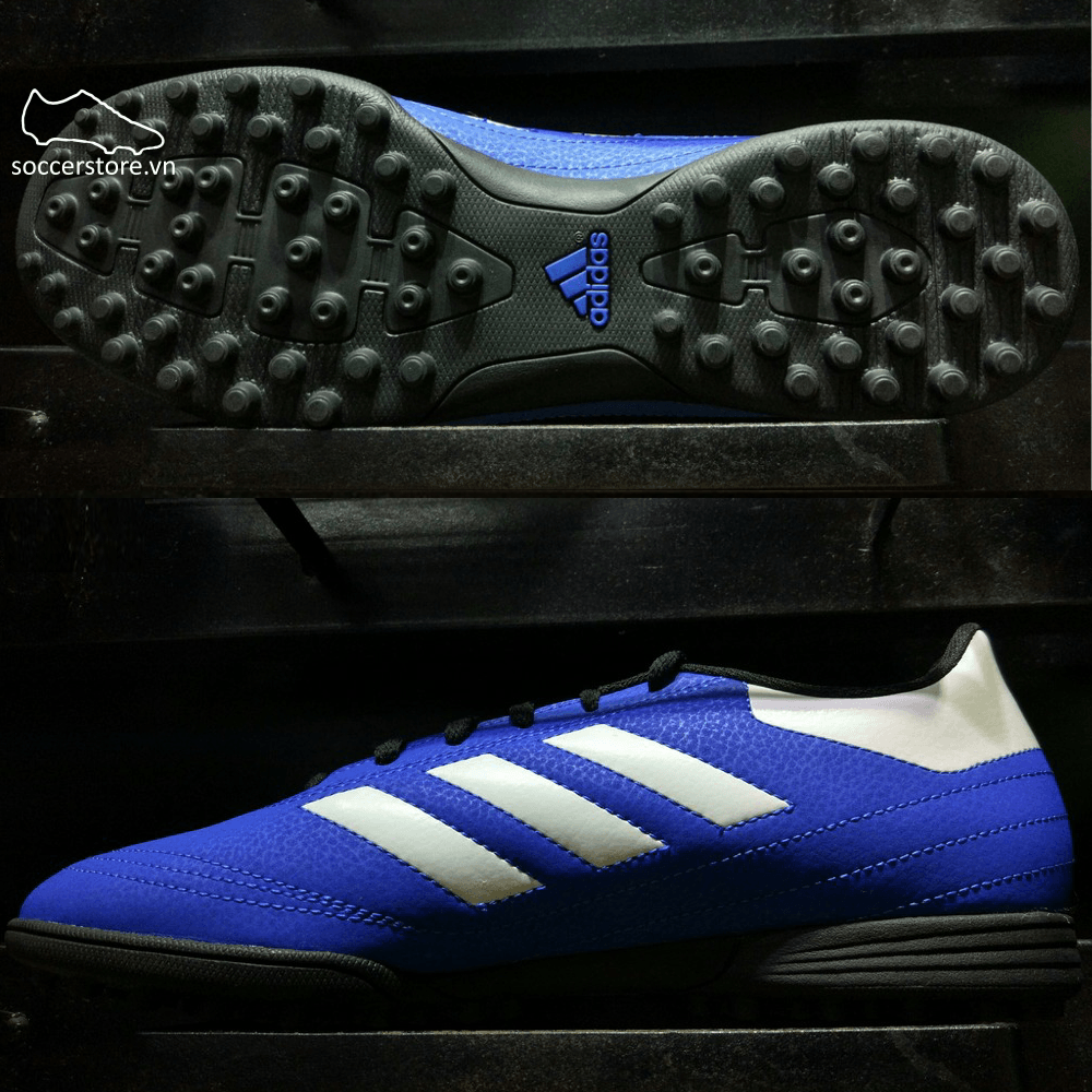 Adidas Goletto VI TF - BlueFtwr White Core Black BB0583