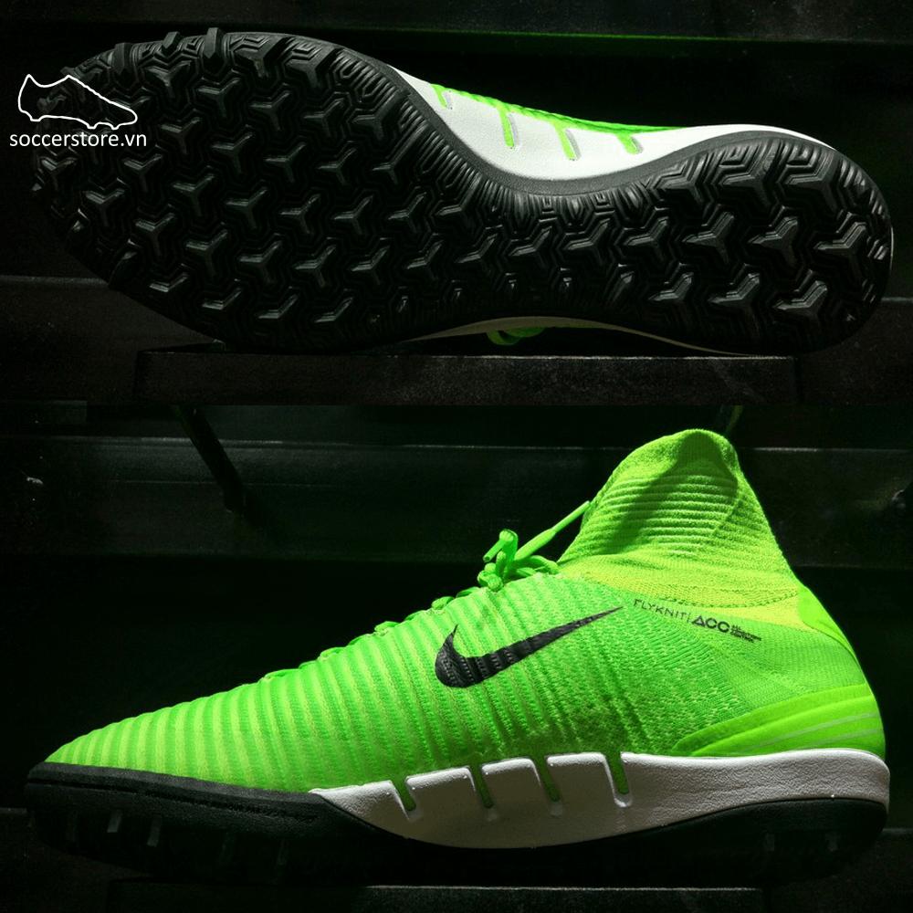 Nike MercurialX Proximo II TF- Electric Green/ Black/ Ghost Green 831977-308