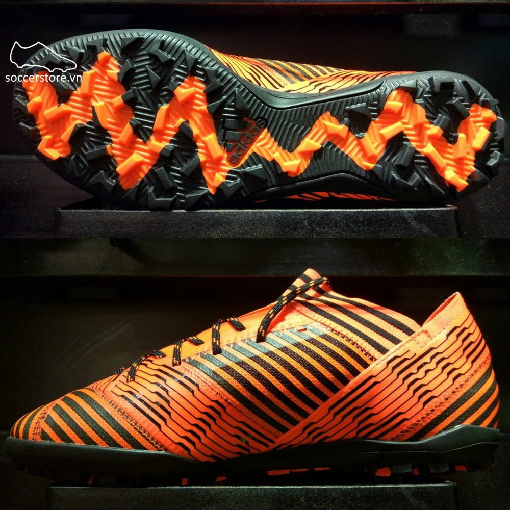 Adidas Nemeziz 17.3 TF- Solar Orange/ Core Black/ Solar Red BY2827