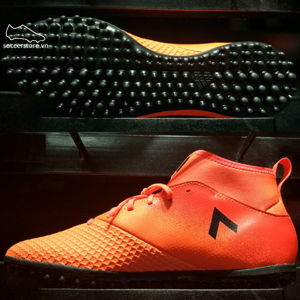 Adidas Ace Tango 17.3 TF- Solar Orange/ Core Black/ Solar Red BY2203