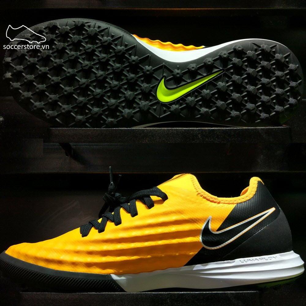 Nike MagistaX Finale II TF- Laser Orange/ Black/ White/ Volt 844446-801