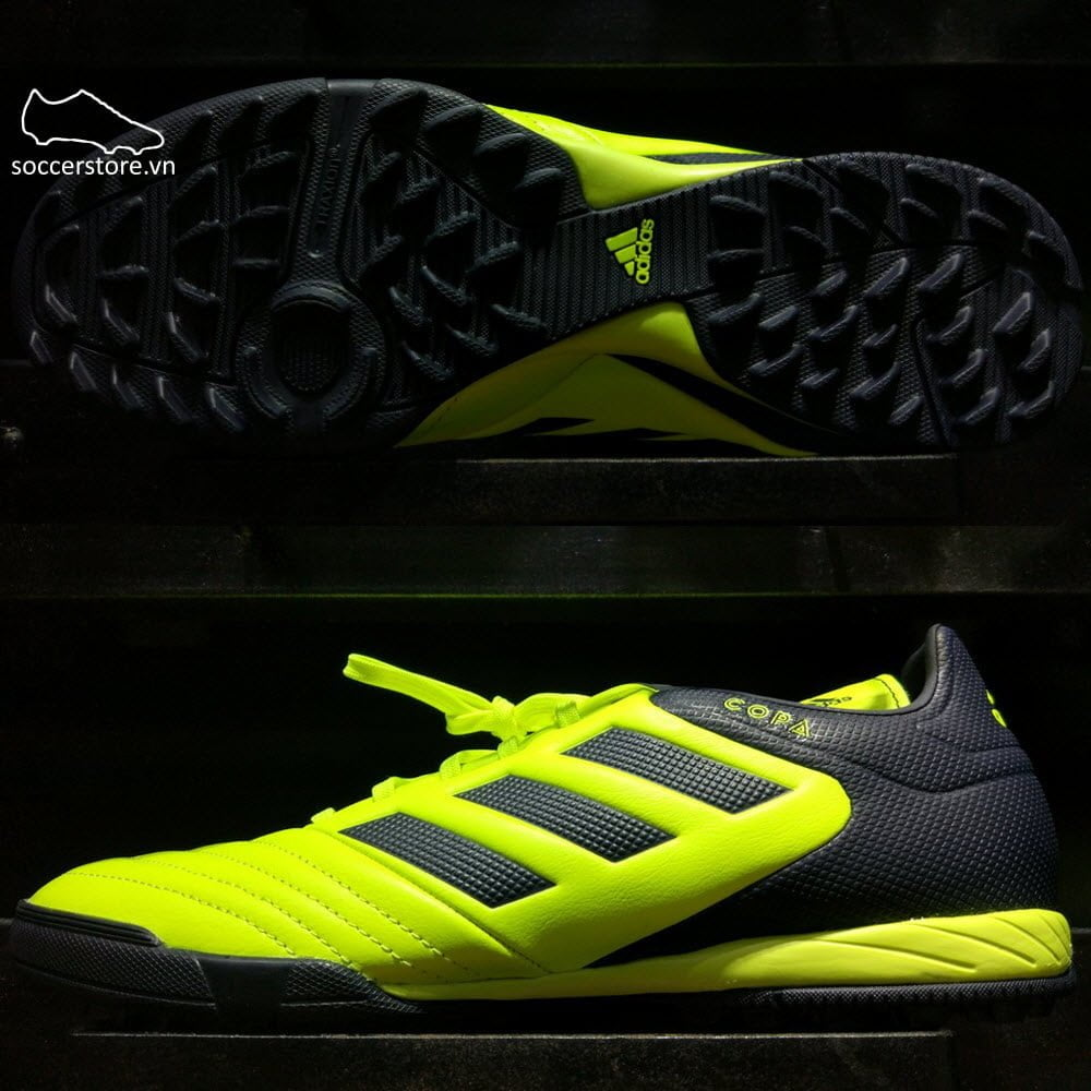 Adidas Copa 17.3 Tango TF- Solar Yellow/ Legend Ink BB6099