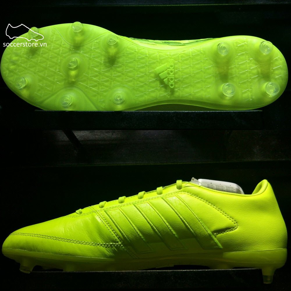 Adidas Gloro 16.1 FG- Solar Yellow BB3783