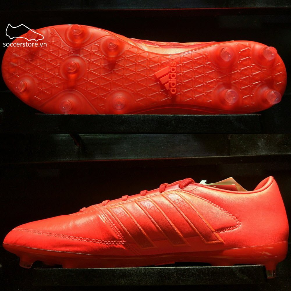 Adidas Gloro 16.1 FG- Solar Red S42169