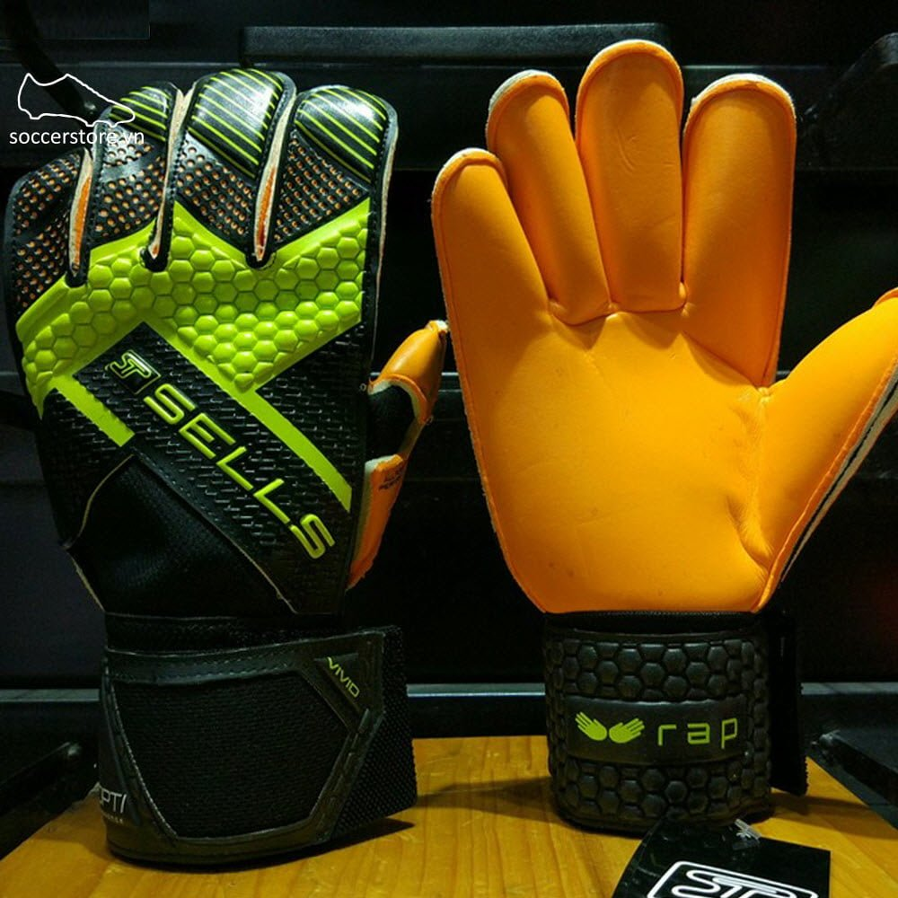 Sells Wrap Detonate Excel- Black/ Yellow/ Orange SGP151516