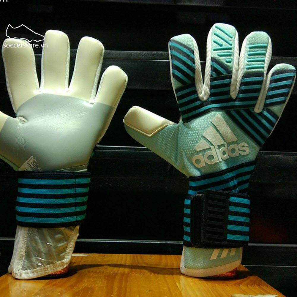 Adidas Ace Transition Pro- Energy Aqua/ Energy Blue/ Legend Ink/ Trace Blue GK Gloves BS4116