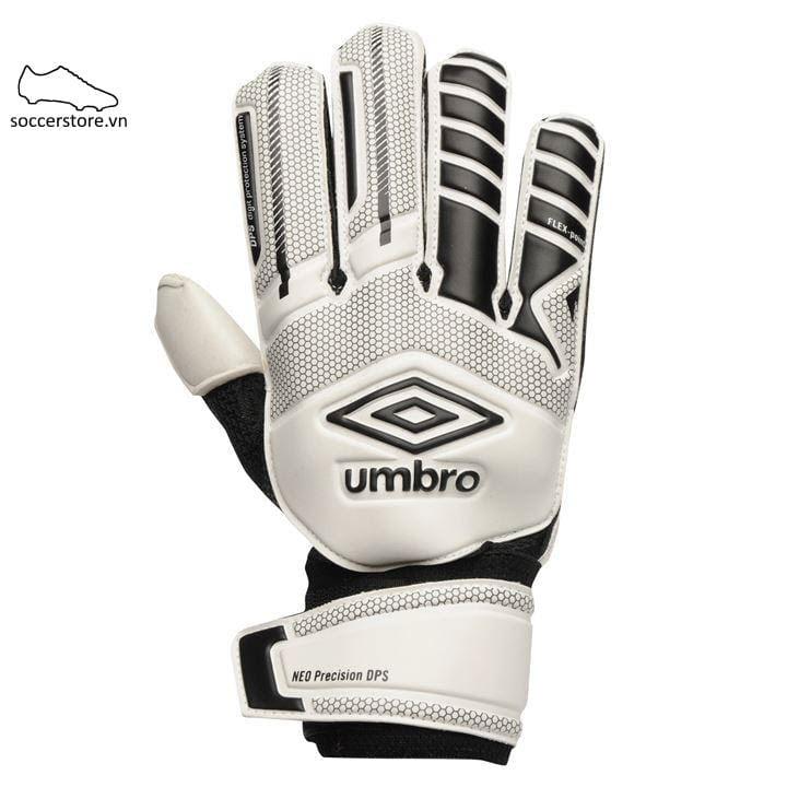 Umbro Neo Precision GK Gloves- White/ Black 839003-01