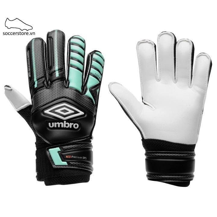 Umbro Neo Precision GK Gloves- Black/ Marine 839004-01