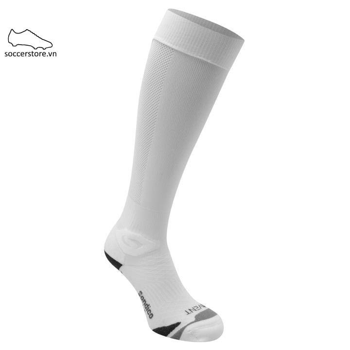 Sondico Elite Football socks- White