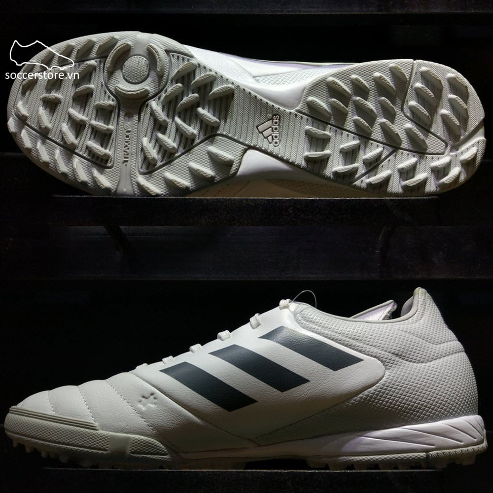Adidas Copa 17.3 TF- White/ Onix/ Clear Grey BB6098