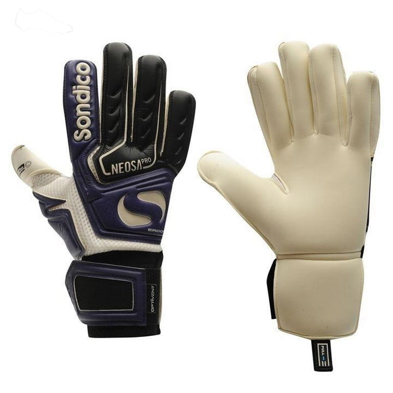 Sondico Neosa Pro- Black/ Purple GK Gloves 832058-001