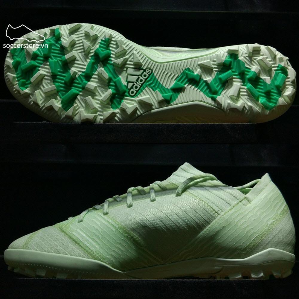 Adidas Nemeziz Tango 17.3 TF- Aero Green/ Hi-Res Green CP9101