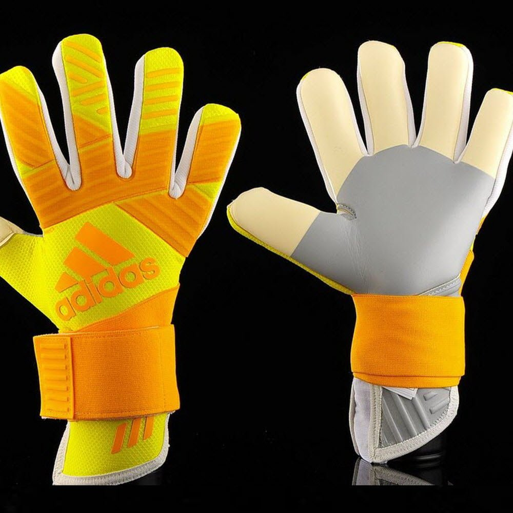 Adidas Ace Next Gen- Bright Yellow/ Collegiate Gold GK Gloves CD3709