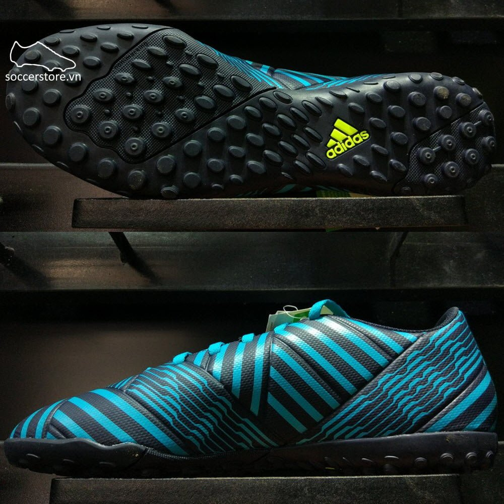 Adidas Nemeziz 17.4 TF- Legend Ink/ Solar Yellow/ Energy Blue S82477