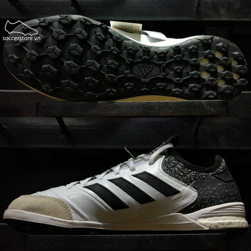 Adidas Copa Tango 18.1 TF- White/ Core Black/ Tactile Gold Metallic CM7665