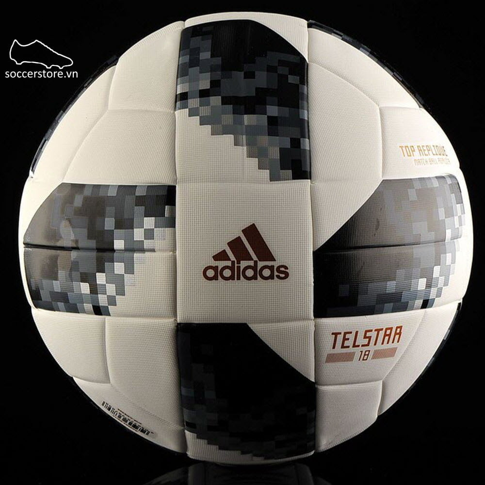 Bóng Adidas Telstar World Cup Russia Top Replica X Gift Edition- White/ Black CD8506