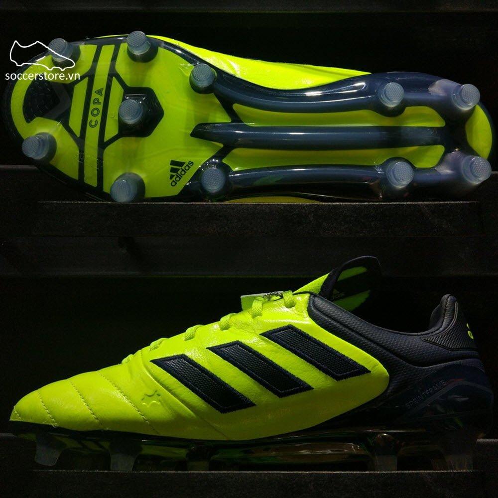 Adidas Copa 17.1 FG- Solar Yellow/ Legend Ink S77126