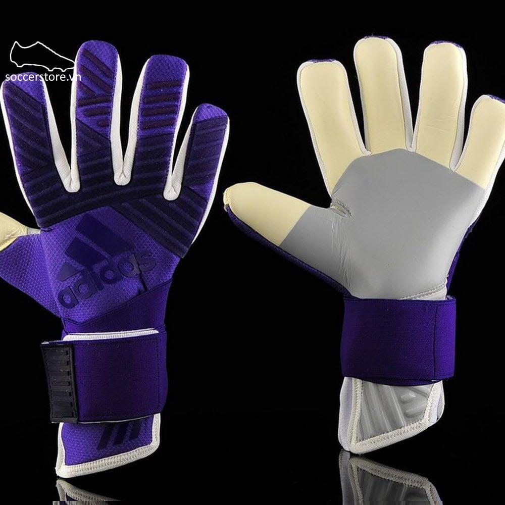 Adidas Ace Next Gen- Collegiate Purple/ Purple GK Gloves CD3706